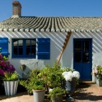 Noirmoutier's Blue House