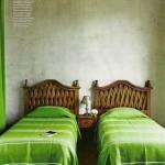 Green Twin Spanish Style
