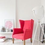 A Pink Armchair