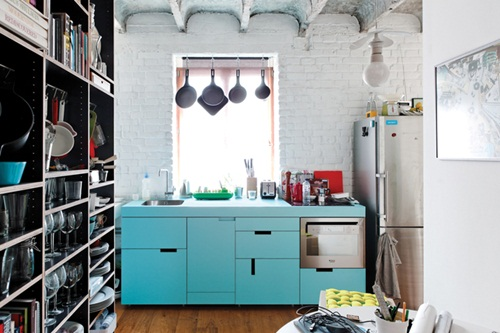 true-value-kitchen-turquoise