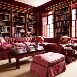 Classic Red Library
