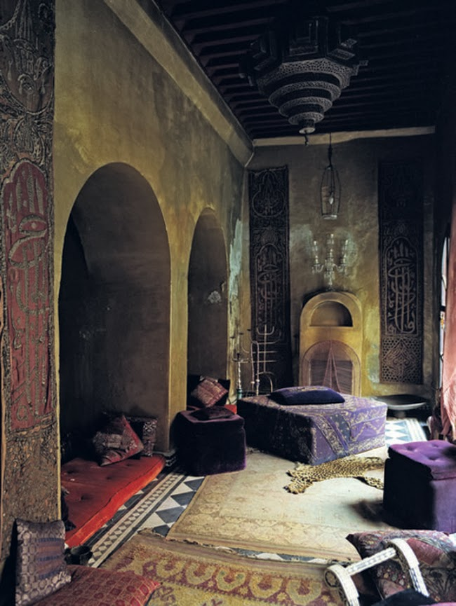 Franca Sozanni's Bohemian Space