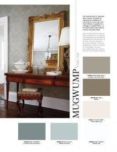 Creamy Lattes Paint Palette Interiors By Color