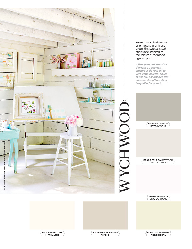 Whychwood Palette Interiors By Color