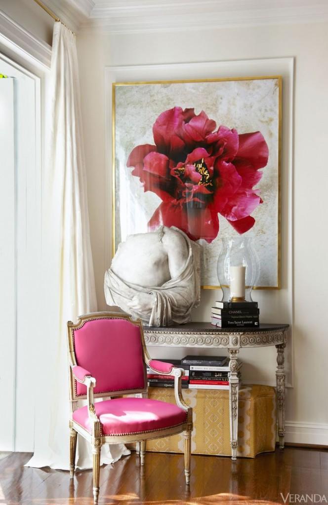 Suellen Gregory Design pink