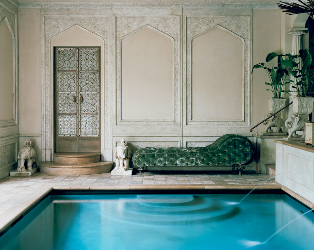 Classical Indoor Pool