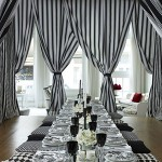 Celerie Kemble's Dining in Black and White