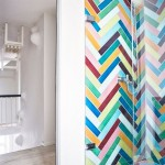 Colorful Chevron Tiles
