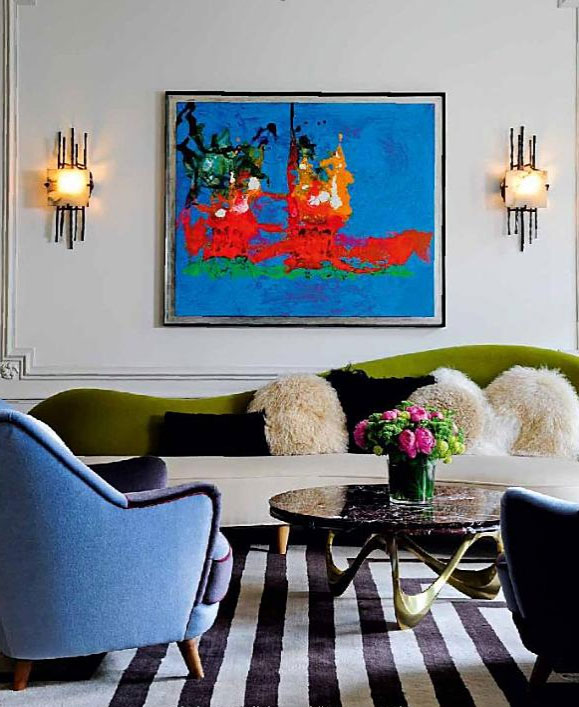 blue-and-green-living-eclectic-french