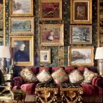 Opulent Classical Living
