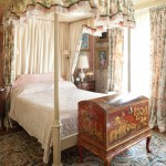 Ann Getty Interiors - Classical Bedroom