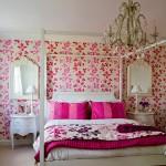 Hot Pink Florals