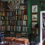 An Exotic Home Library