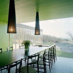Alfresco Dining in Green