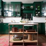 Copper Cookware and Green