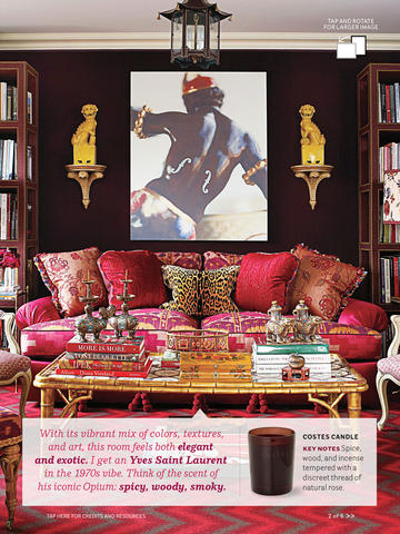 house beautiful magazine july 2013