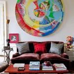 Colorful Circular Art