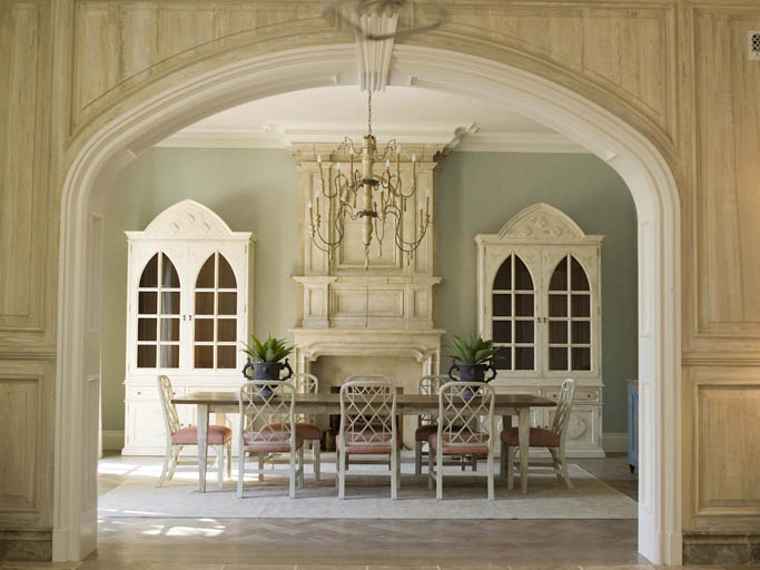 Great Southern Dining Room Interiors By Color