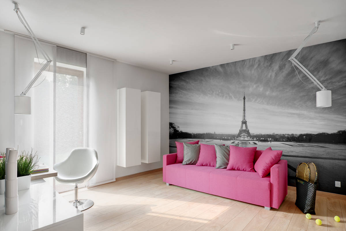 1000 images about moods 2 gray pink on pinterest rh Red and grey sofa