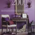 2009 Purple Trend Watch