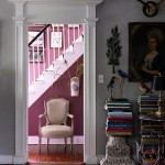 Tonal Pink Stairs