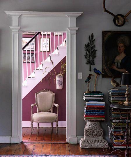 tonal pin stairs
