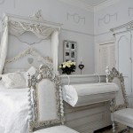 White Fancy Carved Furniture