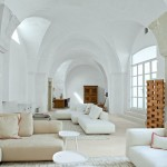 Vaulted in White