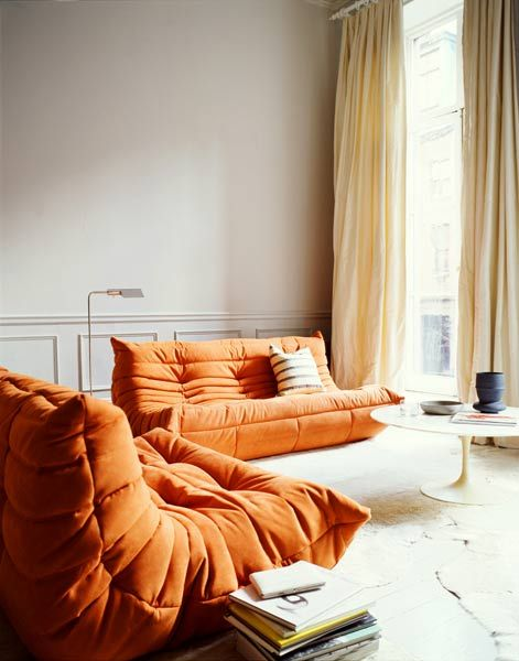 Togo Sofas From Ligne Roset Interiors By Color