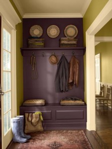 Amethyst Paint Colors By Bhg Interiors By Color