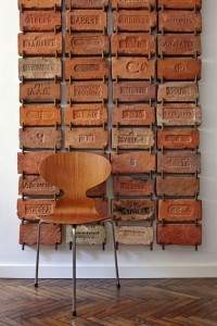 Antique Brickwall Art