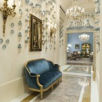 Classic New York Apartment in Pale Blue