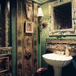 Emerald Silk Moire