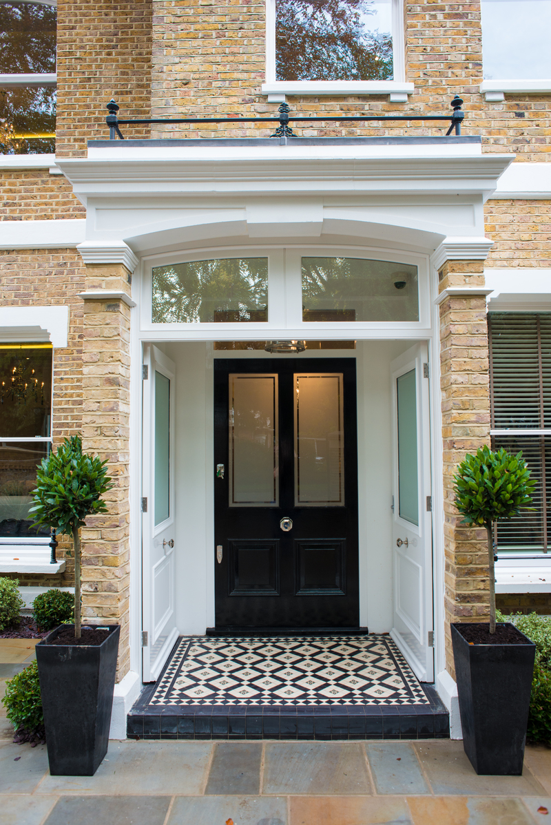 Scintillating Front Door Steps Tiles Images - Plan 3D house - goles ...