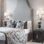 Traditional Grey Bedroom Elegance