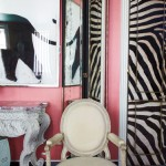 Bold Pink and Zebra