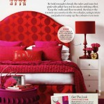 Clashing Colors - Hot Pink and Red