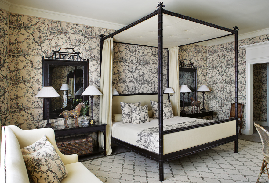toile and orintental bedroom 1