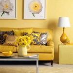 Decorating in Sunshine Yellow