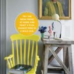 Yellowcake Chair