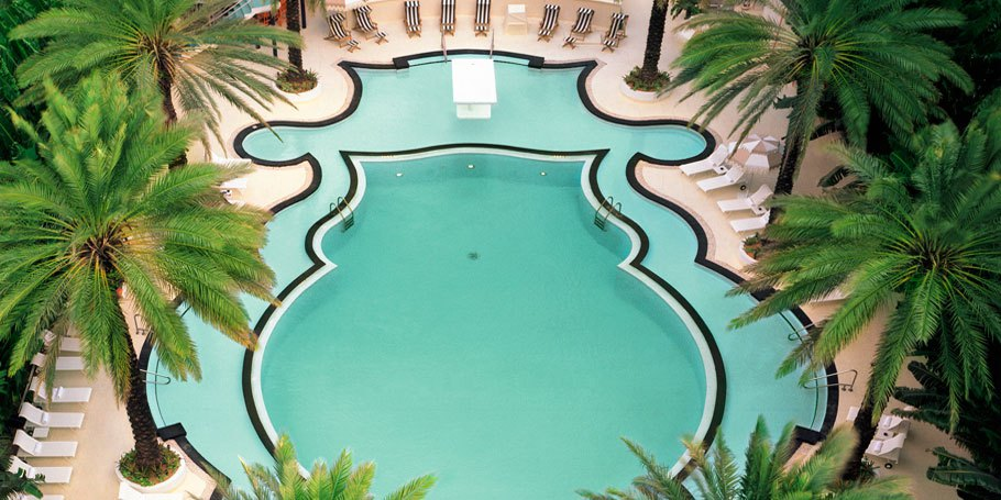 Art Deco Pool