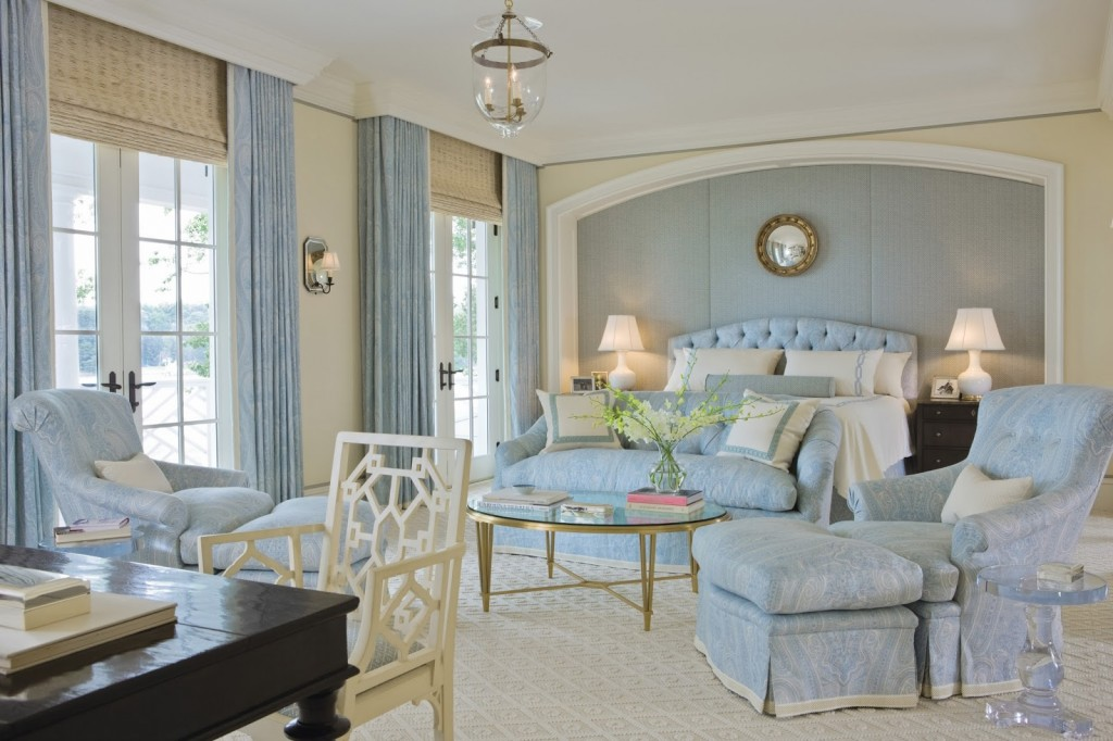 classic light blue bedroom design interiors by color 14625 | thomaspheasant light blue bedroom 1024x682