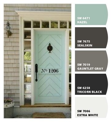 Gallery For Green Paint Samples Sherwin Williams