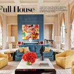 Full House - Architectural Digest March 2014