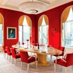 Red Dining with Picasso