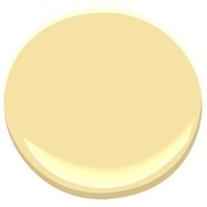 Benjamin Moore Hawthorne Yellow