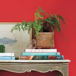 Benjamin Moore Million Dollar Red