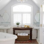 Brian Patterson Designs White Bathroom