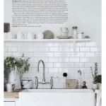 Butler Sink in White