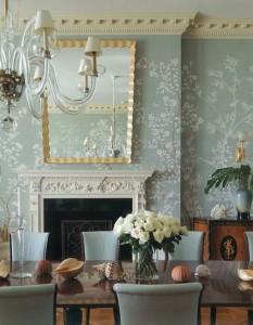 duck egg blue wallpaper - Interior Design Duck Egg Blue